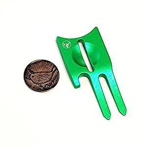 Birdicorn The 6-in-1 Golf Divot Tool